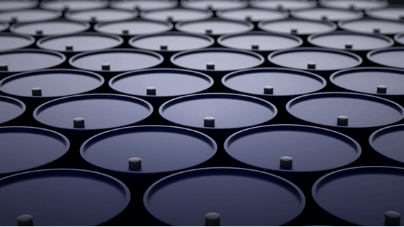 Crude Oil Edges Downward