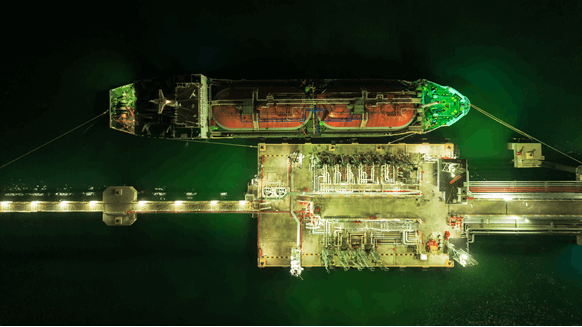 Texas LNG Project Clears FERC Hurdle
