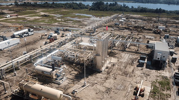NGL Storage Transition Underway on Gulf Coast