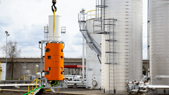 Phillips 66 Tank Gets Robot Inspection Rigzone