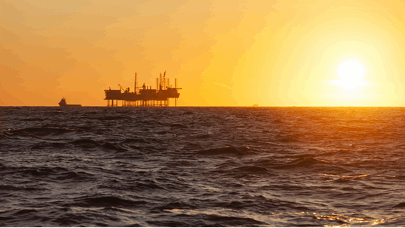 Supply Vessel Collides into North Sea Platform