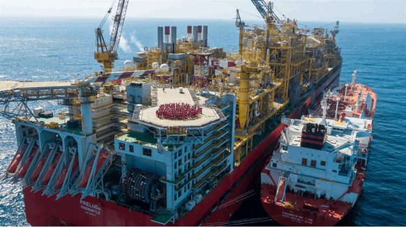 Shell FLNG Facility Ships Maiden Cargo