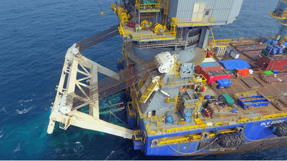 Cyclones Fail to Deter India Subsea Work