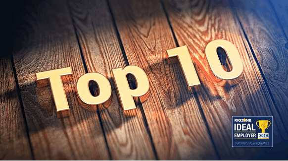 Survey Reveals Top 10 Ideal Upstream Employers for 2019