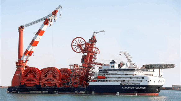 Saipem Plans GOM Spool-Base