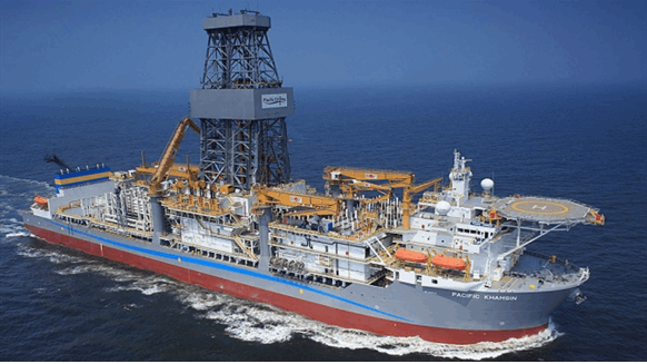 Pacific Drilling Rig Lands US Gulf Work