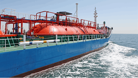 US LNG Export Plans Hit Trade War Snags