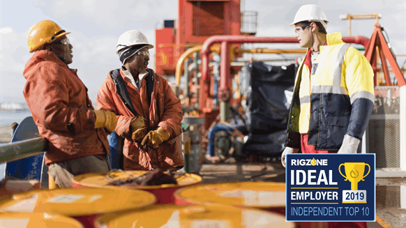 Top 10 Independent Oil and Gas Companies to Work For