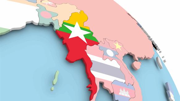 Offshore Myanmar Contract Goes to McDermott