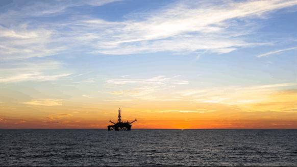 Shell Contracts Dolphin Semisub