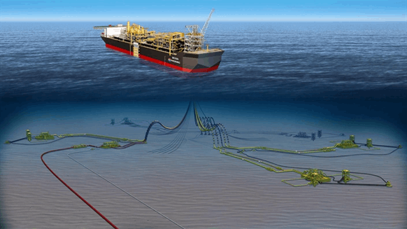 ConocoPhillips Awards FPSO Contract