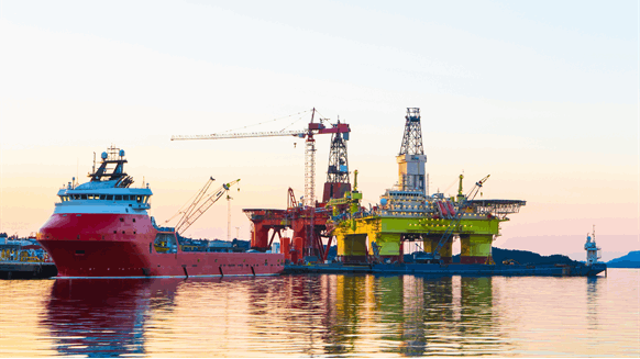 DOF Subsea Wins Trinidad, GOM Contracts