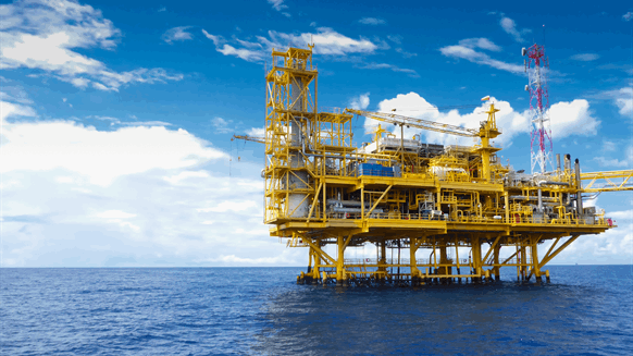 Offshore Oil to Peak in 2020, Then Slow Down