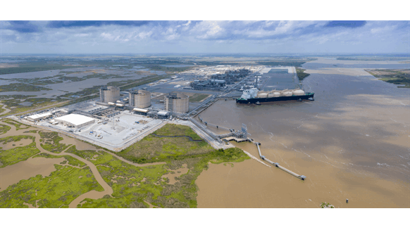 McDermott and Chiyoda Mark LNG Project Milestone