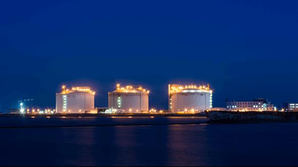 Another Gulf Coast LNG Project Hits Milestone