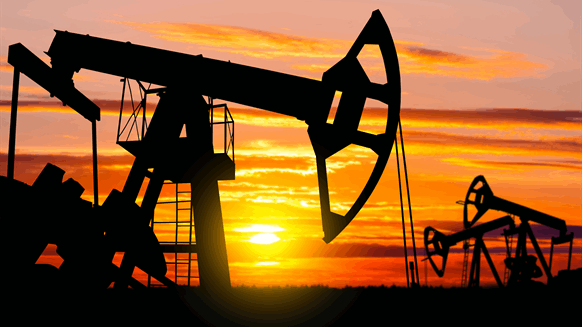US Adds Four Oil Rigs