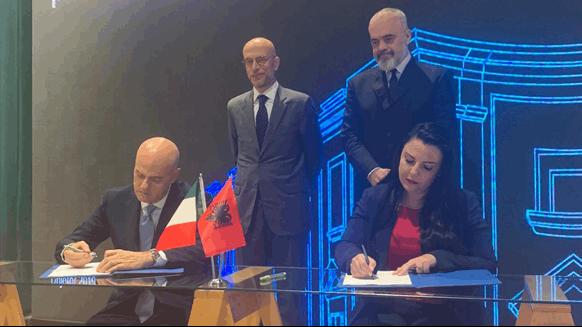 Eni Returns to Albania