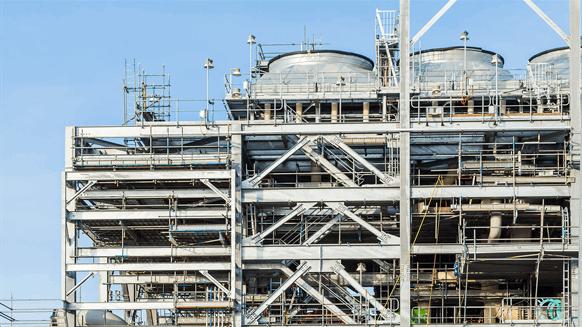 Louisiana LNG Unit Starts Production