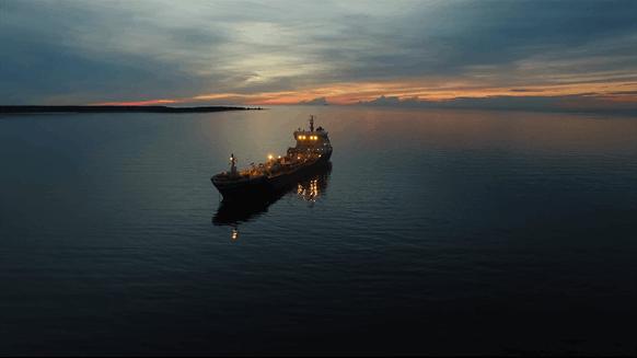 Texas Ethylene Terminal Loads First Cargo