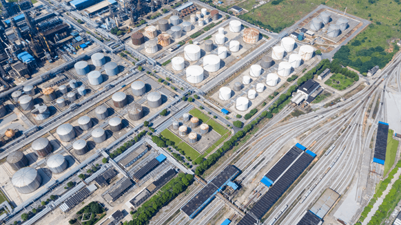 Downcycle Looms for China's Petrochemical Industry