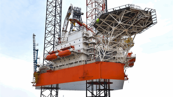 Keppel Makes First Rig Delivery of 2020