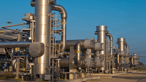 Enterprise Starts Gas Processing Service at East Texas Plant