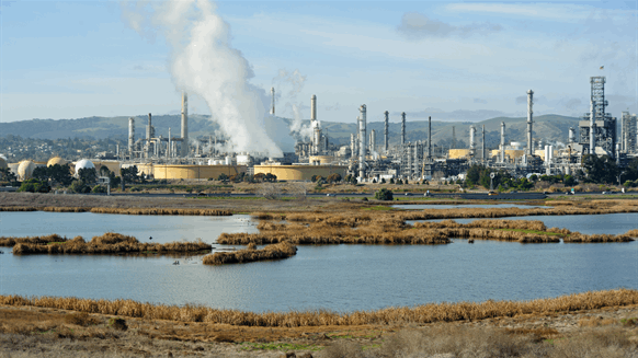 Shell Divests California Refinery