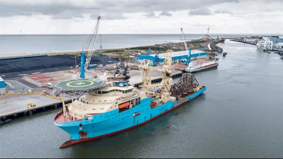 Tullow Awards Maersk Decom Bundled Project
