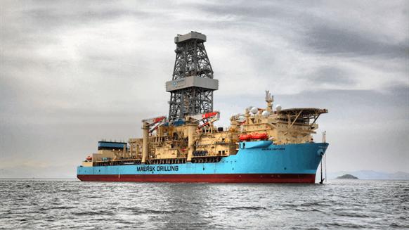 Tullow Terminates Maersk Drillship Contract