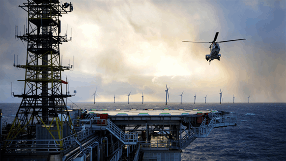 Equinor Plans to Power Offshore Platforms with Wind