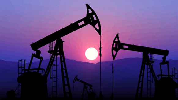Texas Oil Production Drops