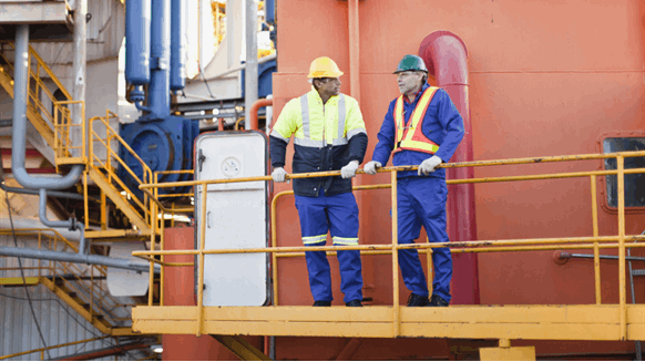 Offshore Workers Criticize Pemex