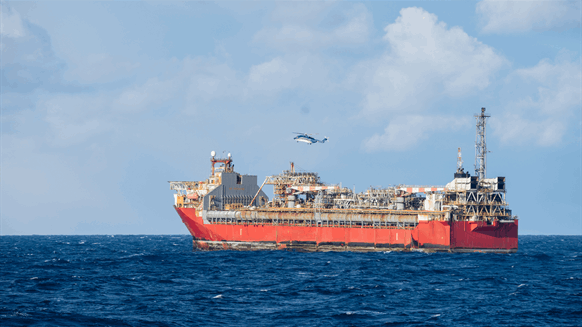 Fire Extinguished on Suncor FPSO