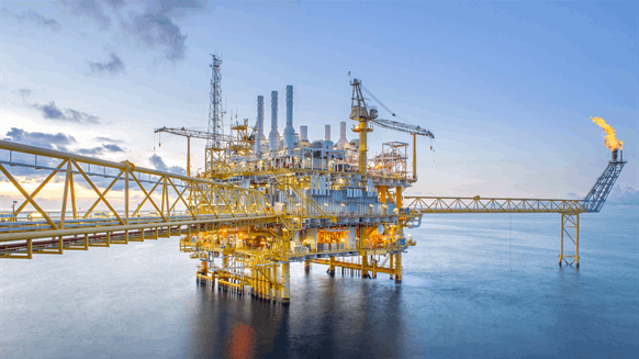 McDermott Completes Pan Malaysia Project Scope