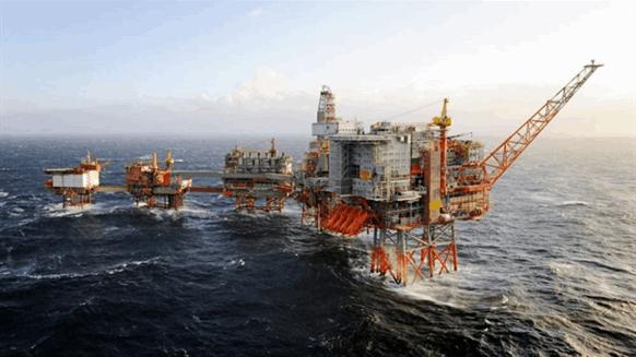 North Sea Platform Contract Goes to Kvaerner