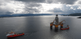 Total Sends Odfjell Rig to South Africa