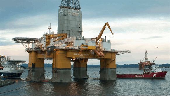 Equinor Contracts Odfjell Rig for Up to 17 Wells