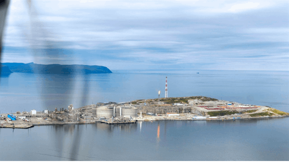 Equinor Shuts Down LNG Facility