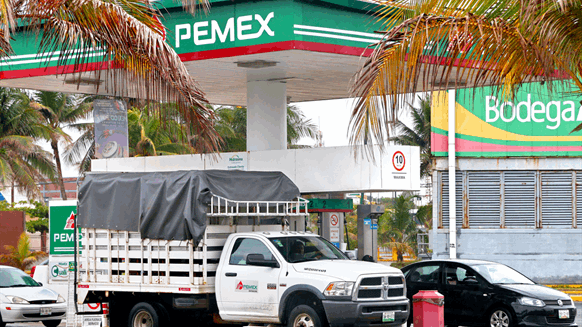 Private Firms Gain Market Share from Pemex
