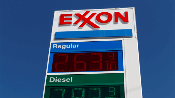 ExxonMobil Signals Another Loss