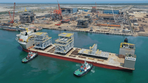 Offshore Mexico Project Hits FPSO Milestone