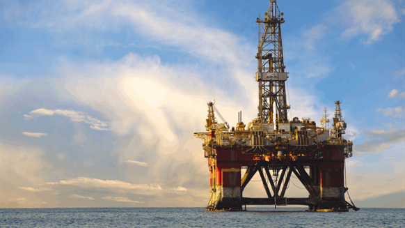 30 Percent of US GOM Oil Output Still Offline