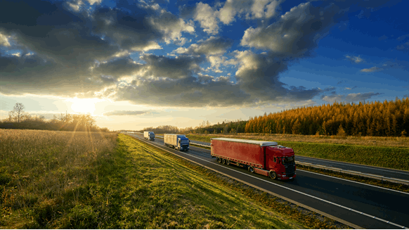 Trucking Provides Rare Boost to Europe Oil Demand