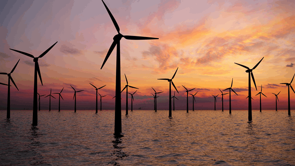 Eni Enters Largest Offshore Wind Project