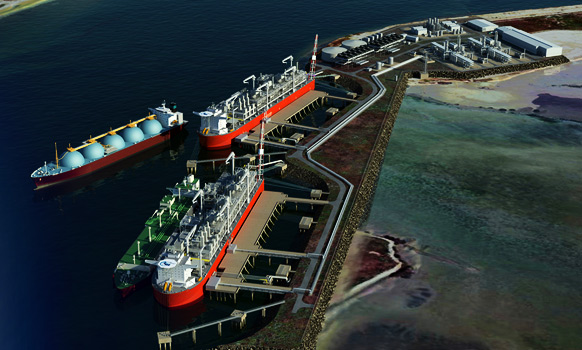 Excelerate Pursues Another First with Texas FLNG Project