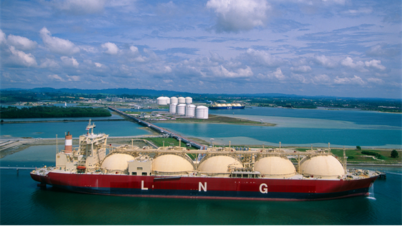 Coming Wave Of Gas Puts Focus On Finding New Shores