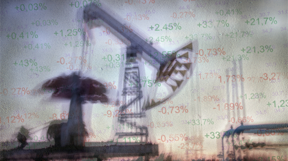 Faltering Oil Recovery Prompts Warnings of a Relapse to $40