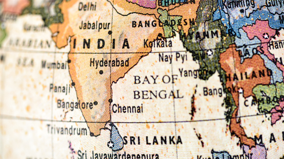 India-Led Joint Expedition Finds Large Gas Hydrate Deposit in Bay of Bengal