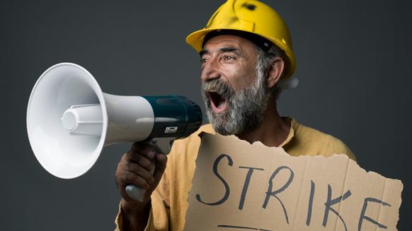 RMT, Unite Begin 48-Hour Strike on North Sea Shell Platforms