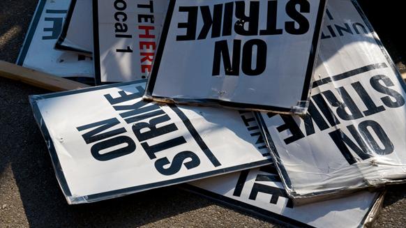Unions Suspend Strike Action in North Sea